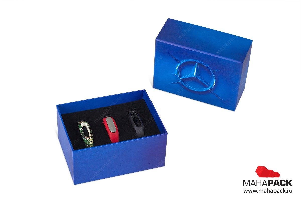 упаковка для ювелирных изделий - корпоративный подарок