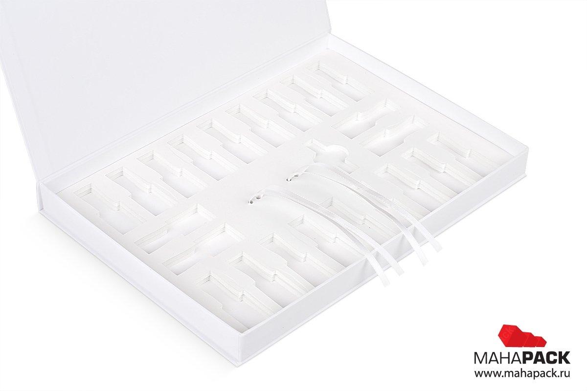 папки-портфели для образцов продукции с ручками для встреч с клиентами