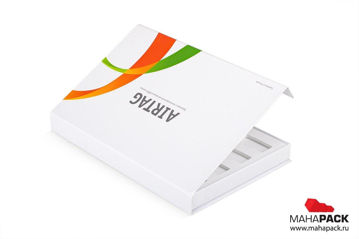 коробка на магните - разработка дизайна и изготовление