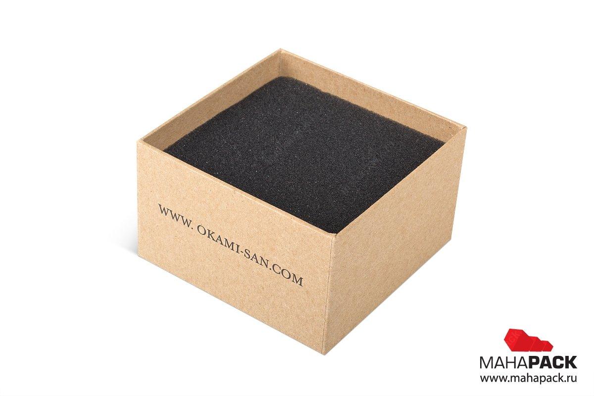 современная ювелирная упаковка из МГК