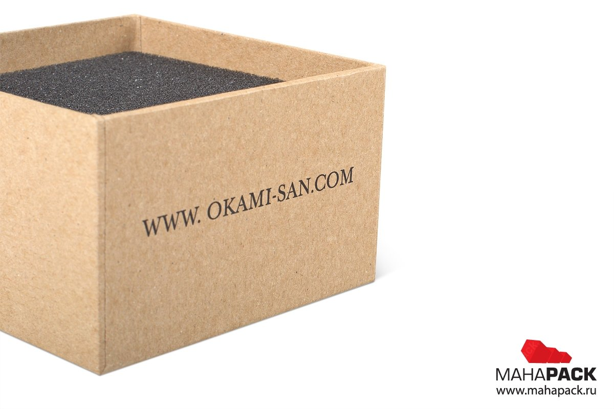 упаковка для ювелирных изделий из МГК