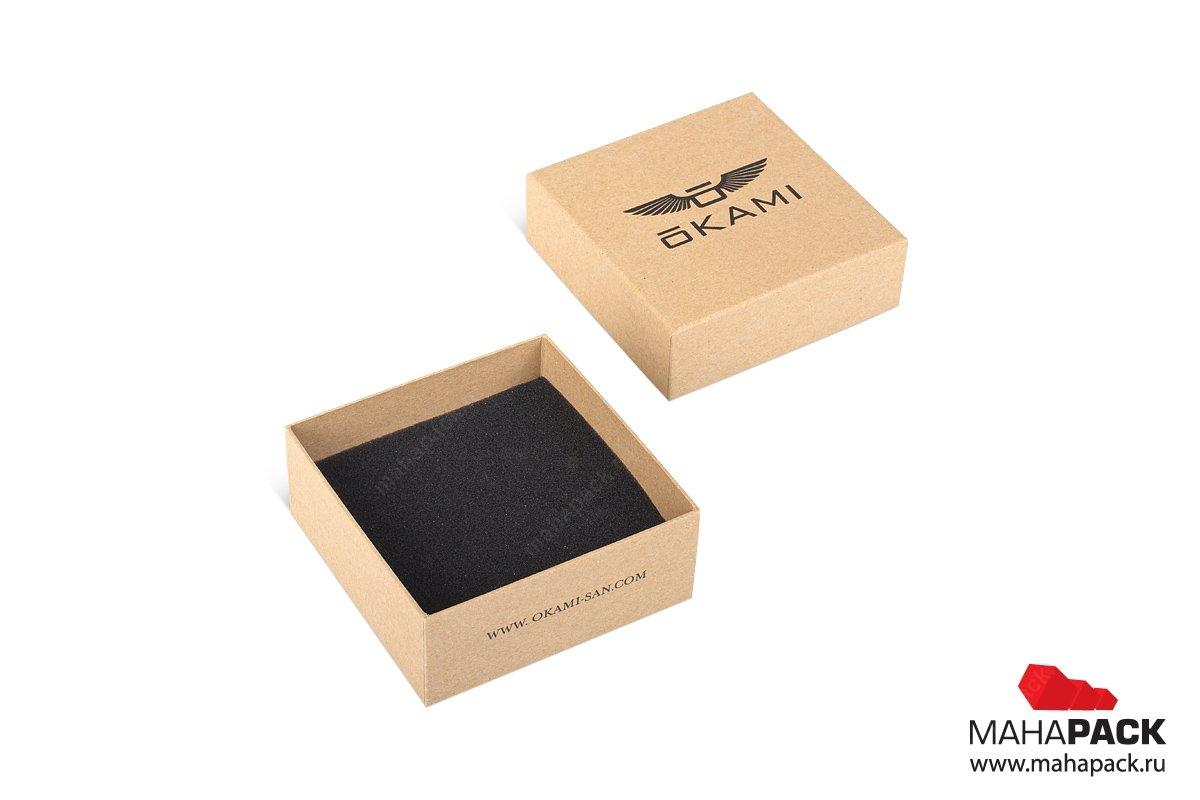 упаковка из МГК для ювелирных изделий