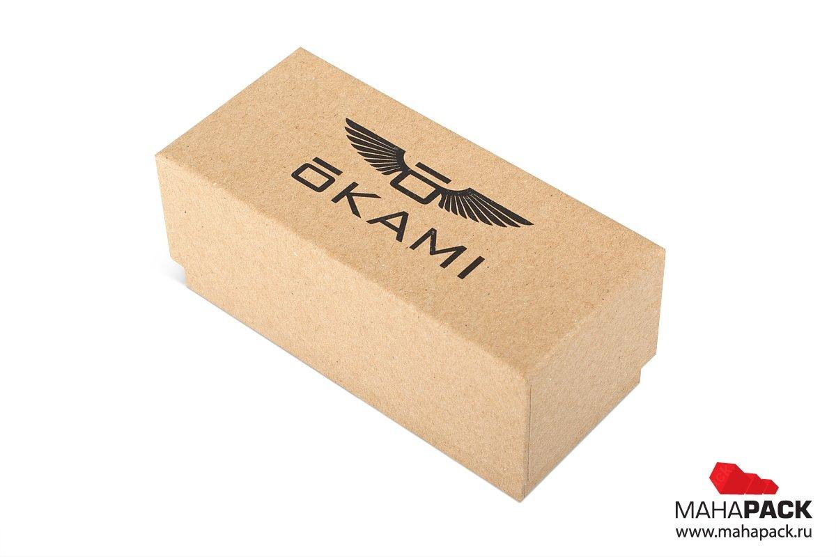 ювелирная упаковка коробка крышка-дно с изолоновым ложементом