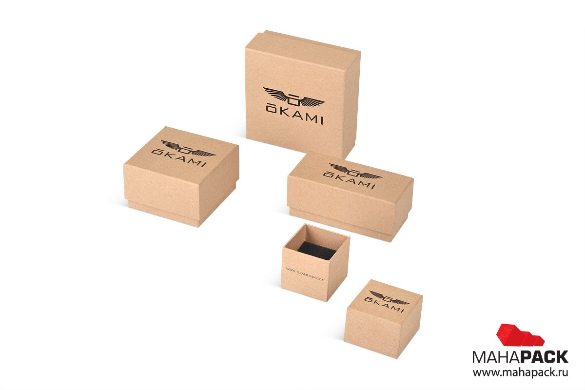 картонная упаковка для украшений