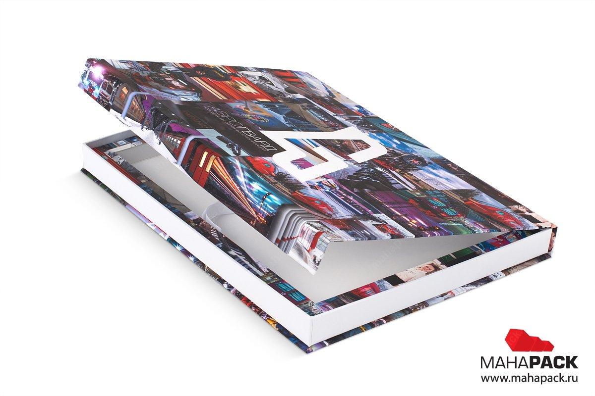 портфель папка для каталога без ручки на магните
