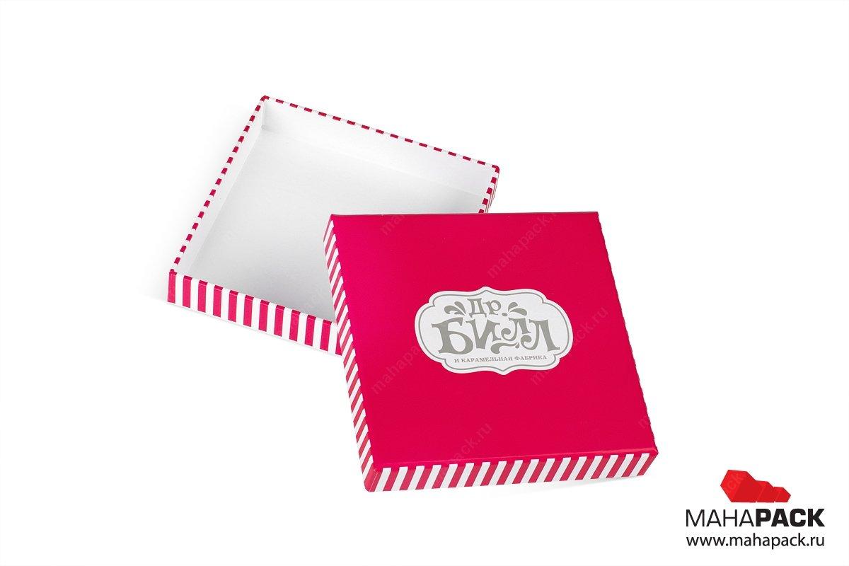 кэшированные коробки с крышкой для конфет