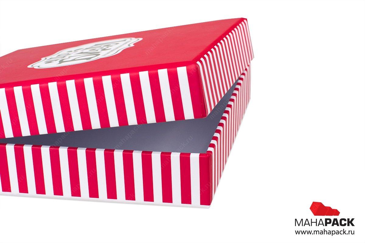 кашированный коробки на заказ большим тиражом