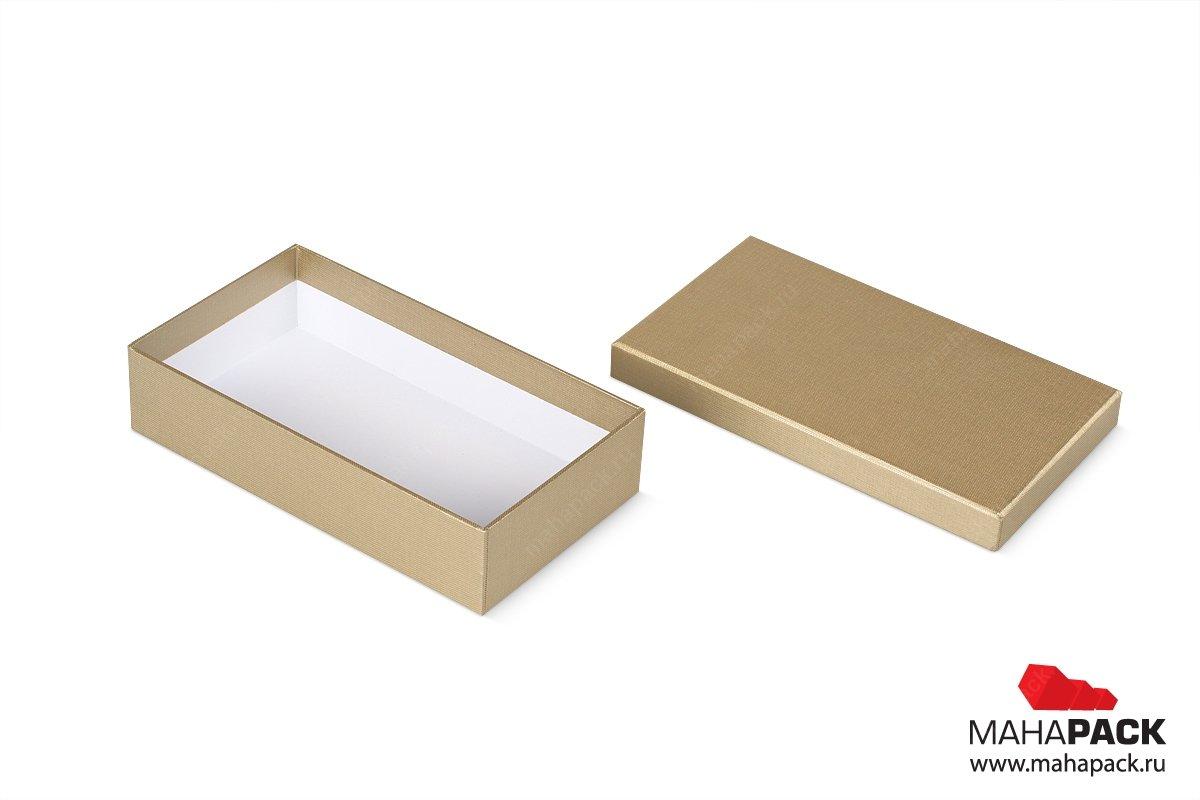 коробка подарочная для платка -  упаковка подарочная