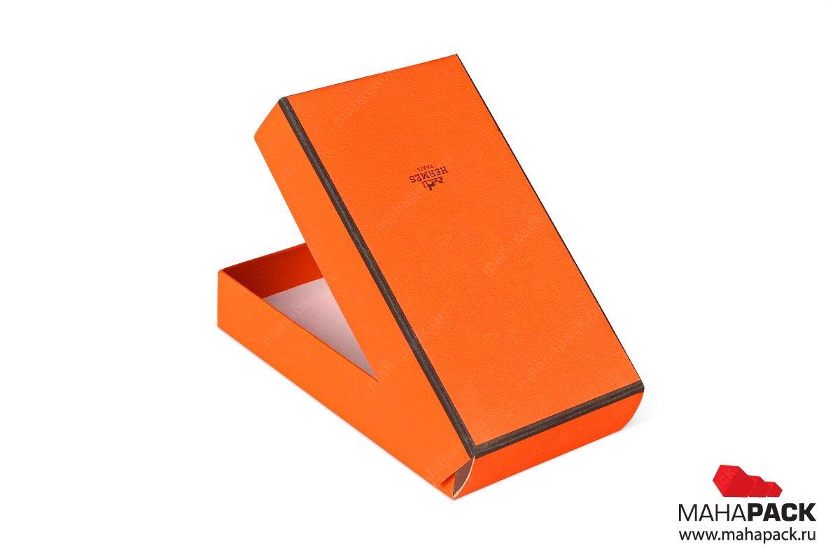 коробка подарочная для платка в наборе