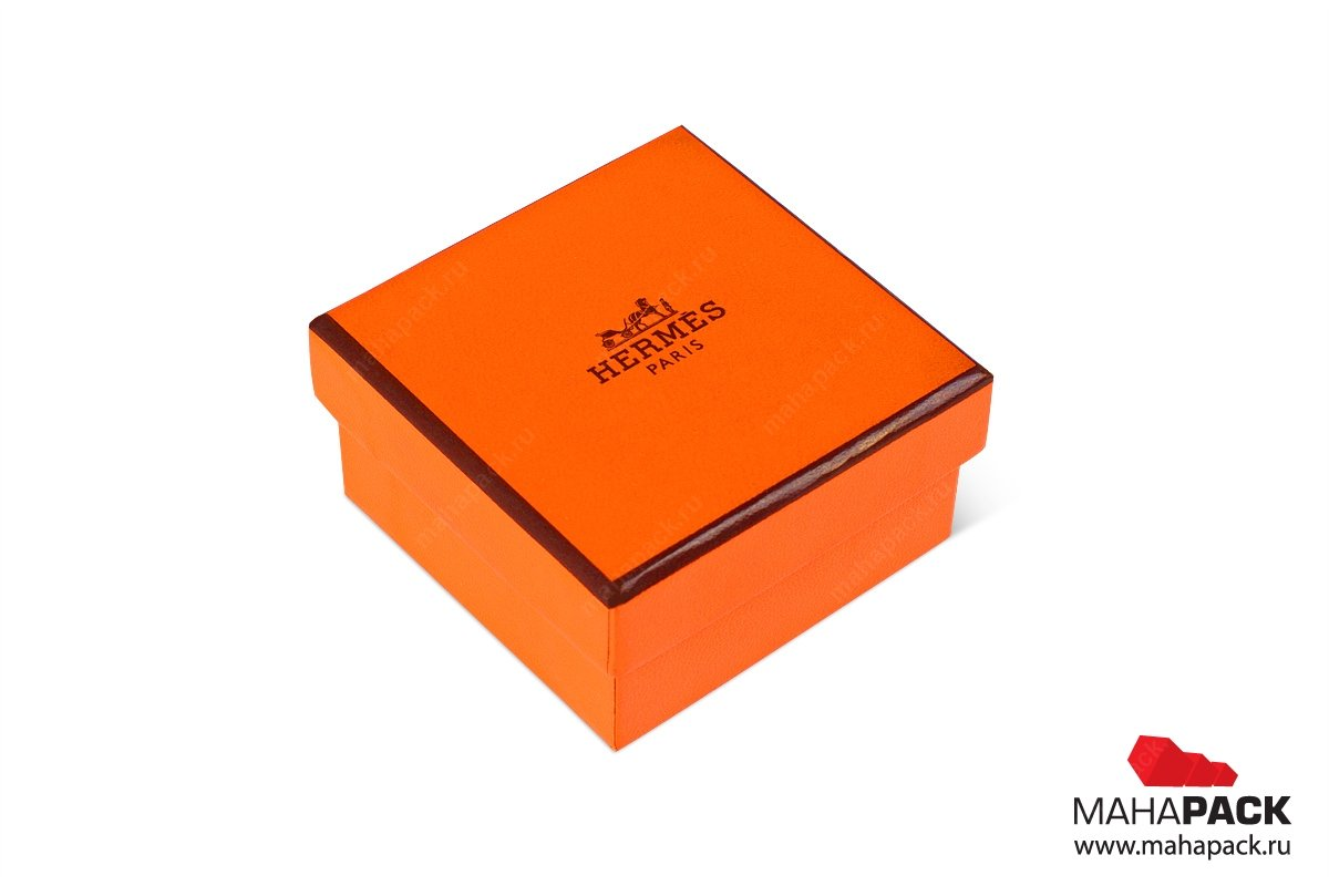 подарочная коробка на заказ для платка