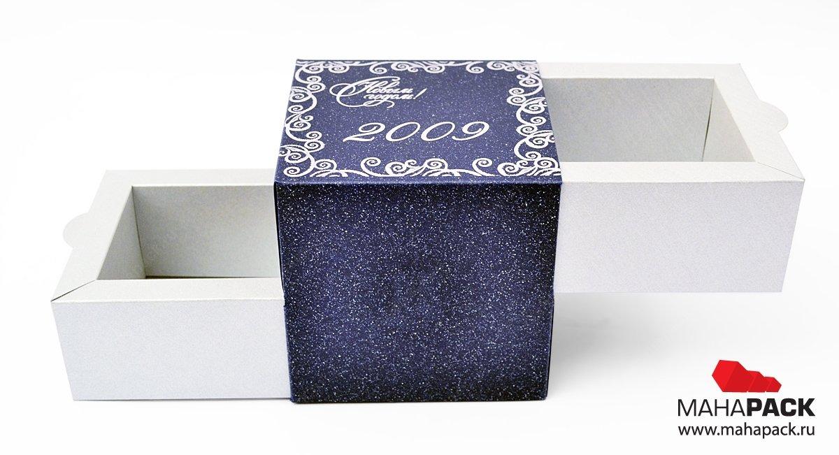 Индивидуальная подарочная упаковка из дизайнерской бумаги