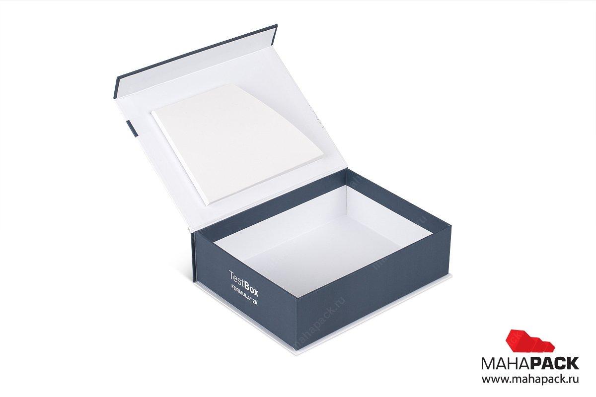 производство упаковокс магнитным клапаном