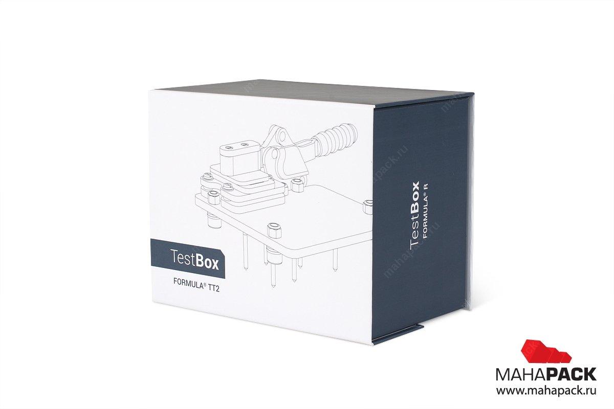 производство коробочек для оборудования с магнитным клапаном
