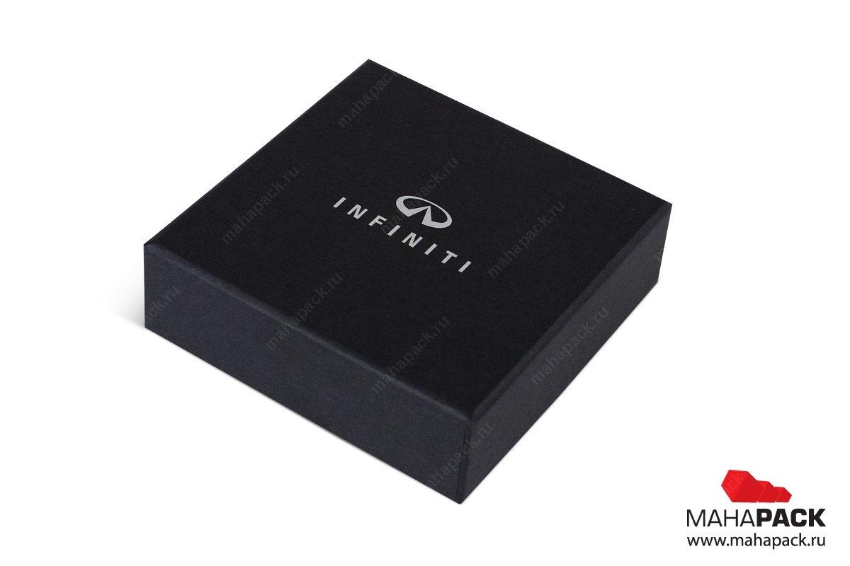заказать упаковку для подарочного сувенира с ложементом