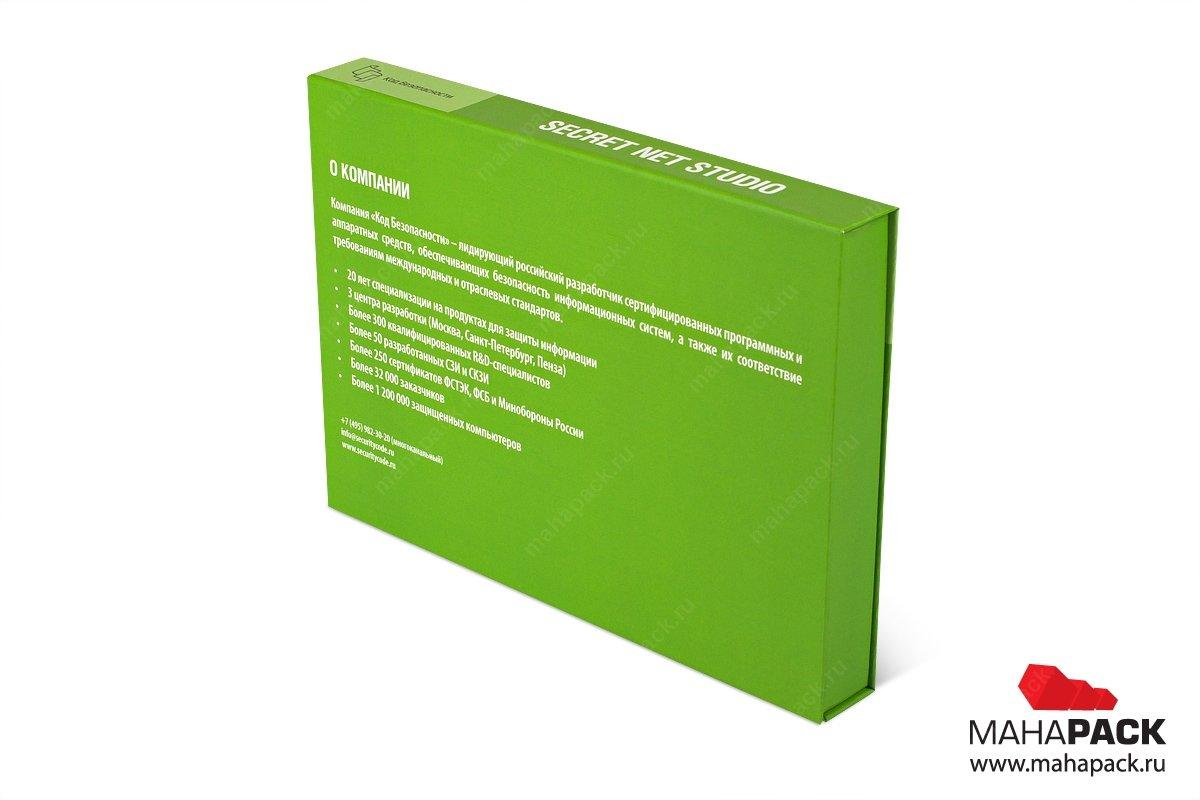 коробка-книжка - дизайн и изготовление