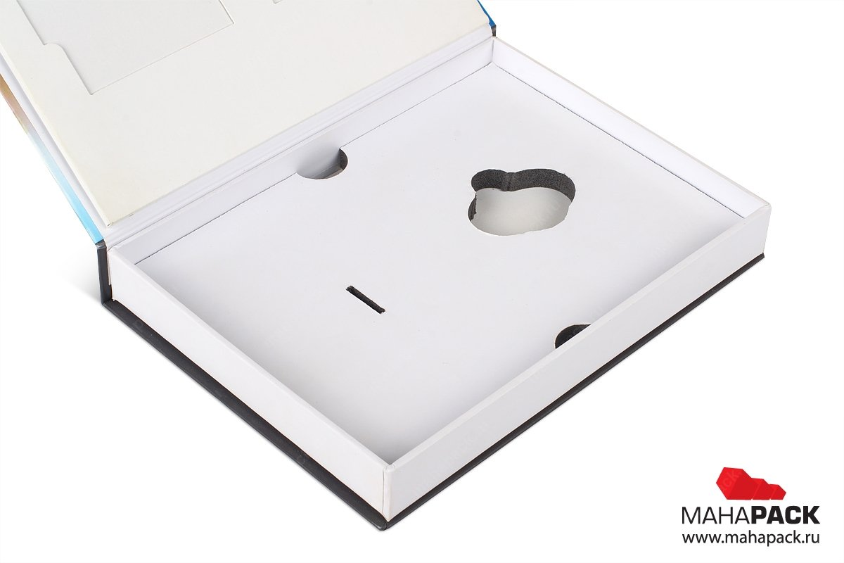 брендированные коробки с картонным ложементом