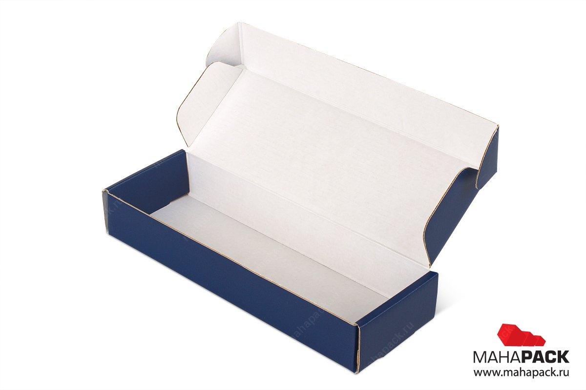картонная упаковка на заказ большим тиражом