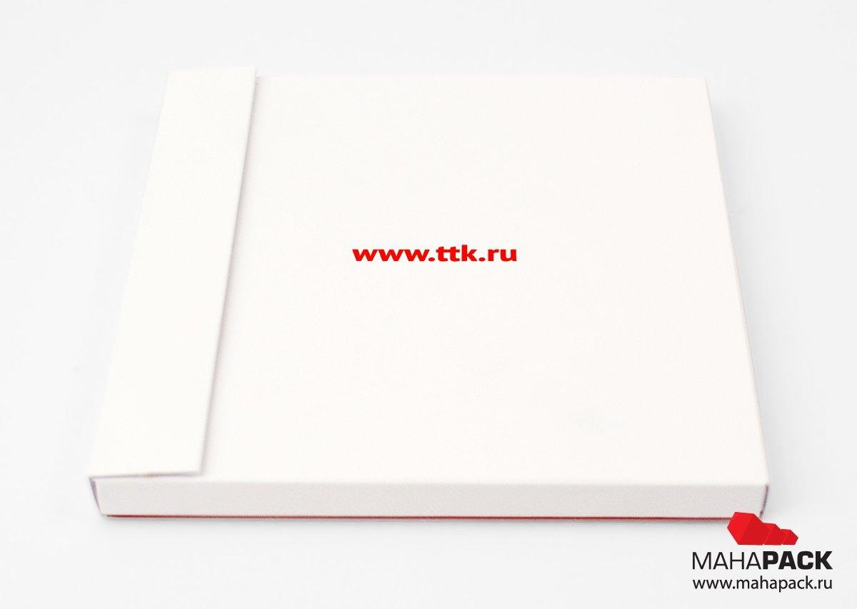 Индивидуальная упаковка-крест с магнитной застежкой