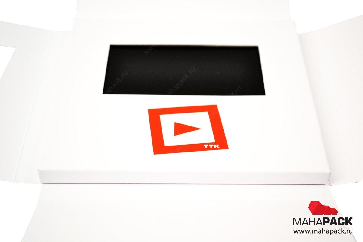 Индивидуальная упаковка-крест с клапаном на магните
