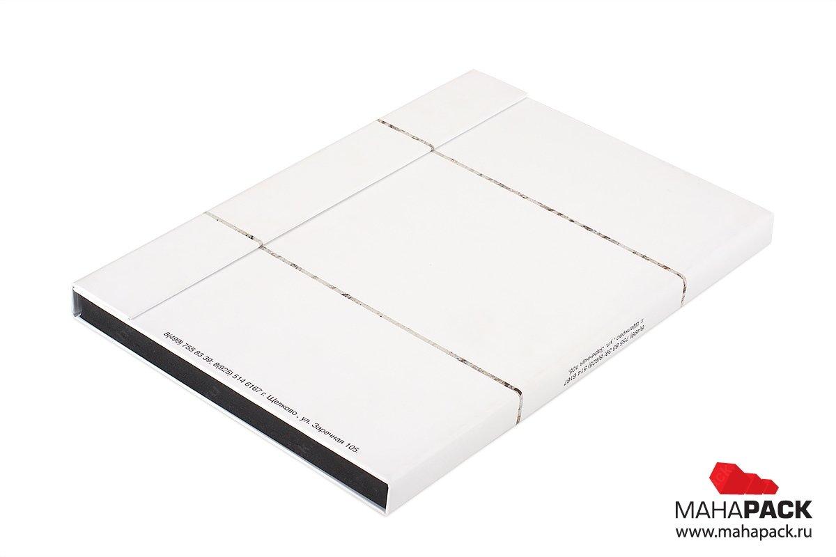 изготовление каталогов с образцами из дизайнерского картона