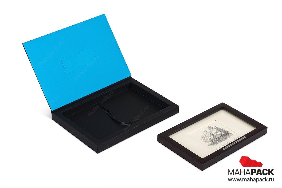 упаковка для плфсастиковых карт