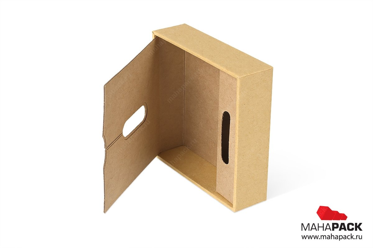 картонная упаковка на заказ для электронники