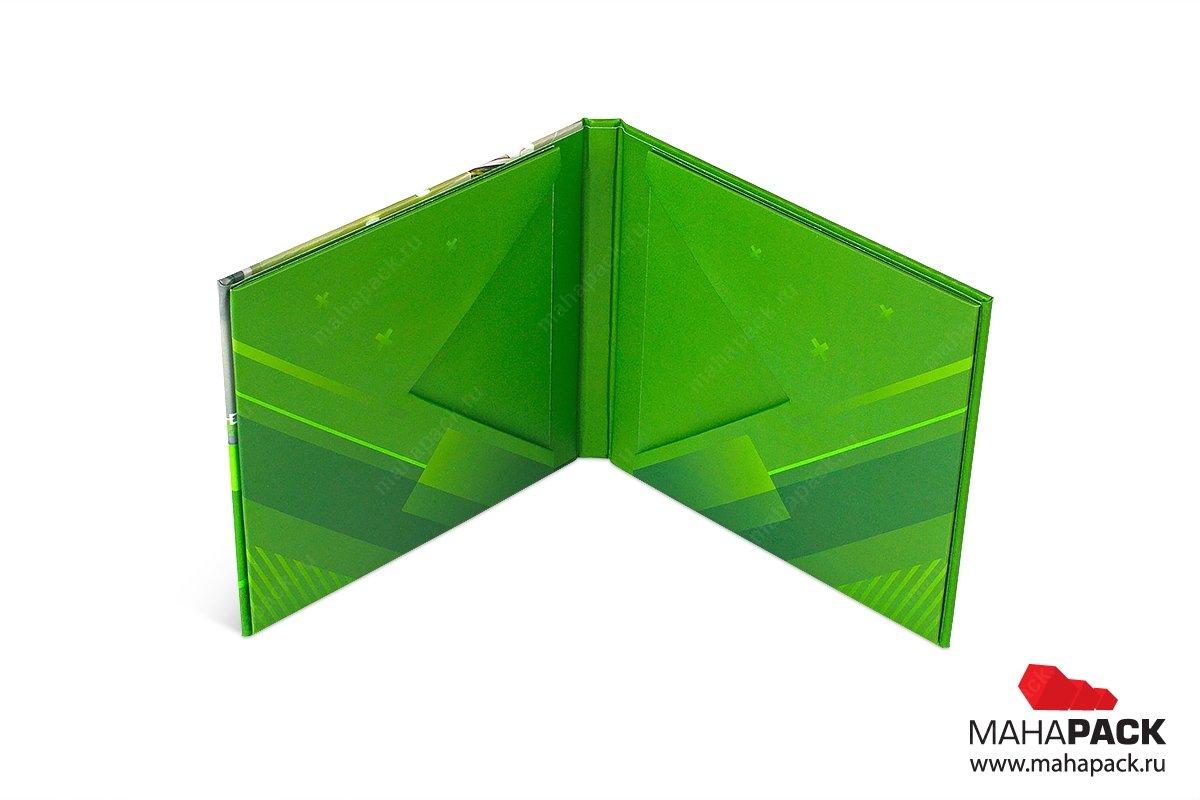 изготовление коробок и упаковок для дисков