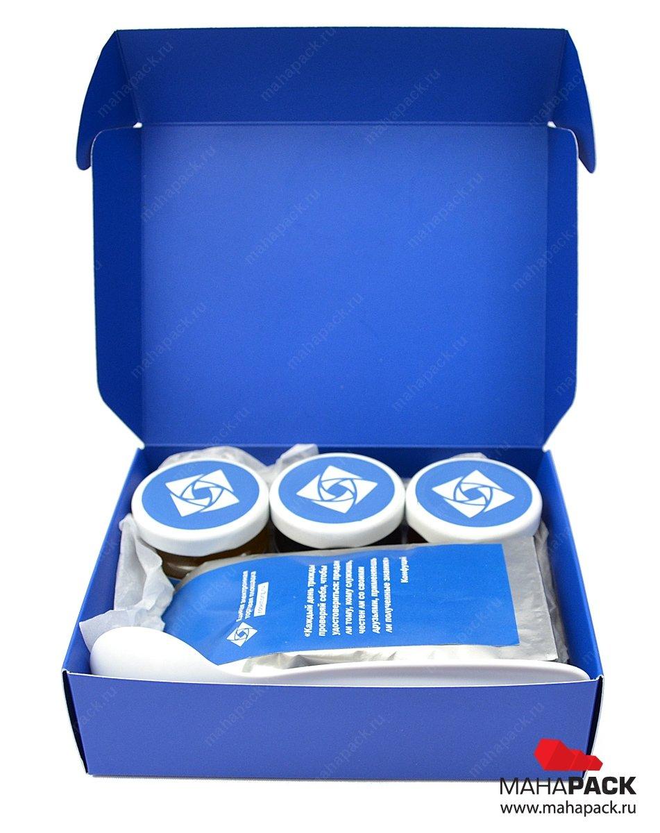 Эксклюзивная картонная упаковка — упаковка подарочная