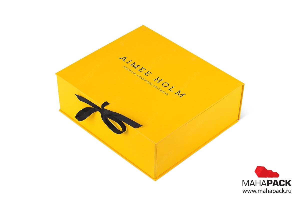 коробки подарочные на заказ большим тиражом