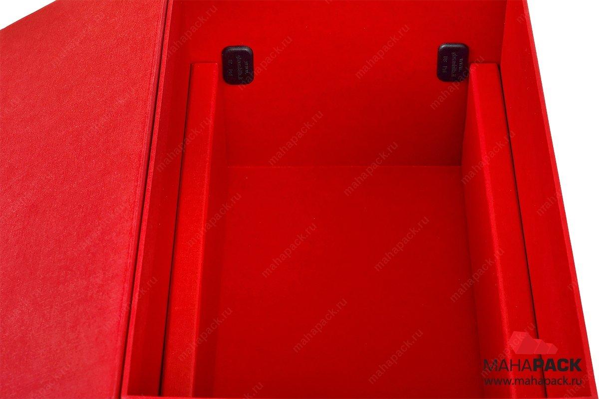 подарочная коробка - упаковка с двойными бортами