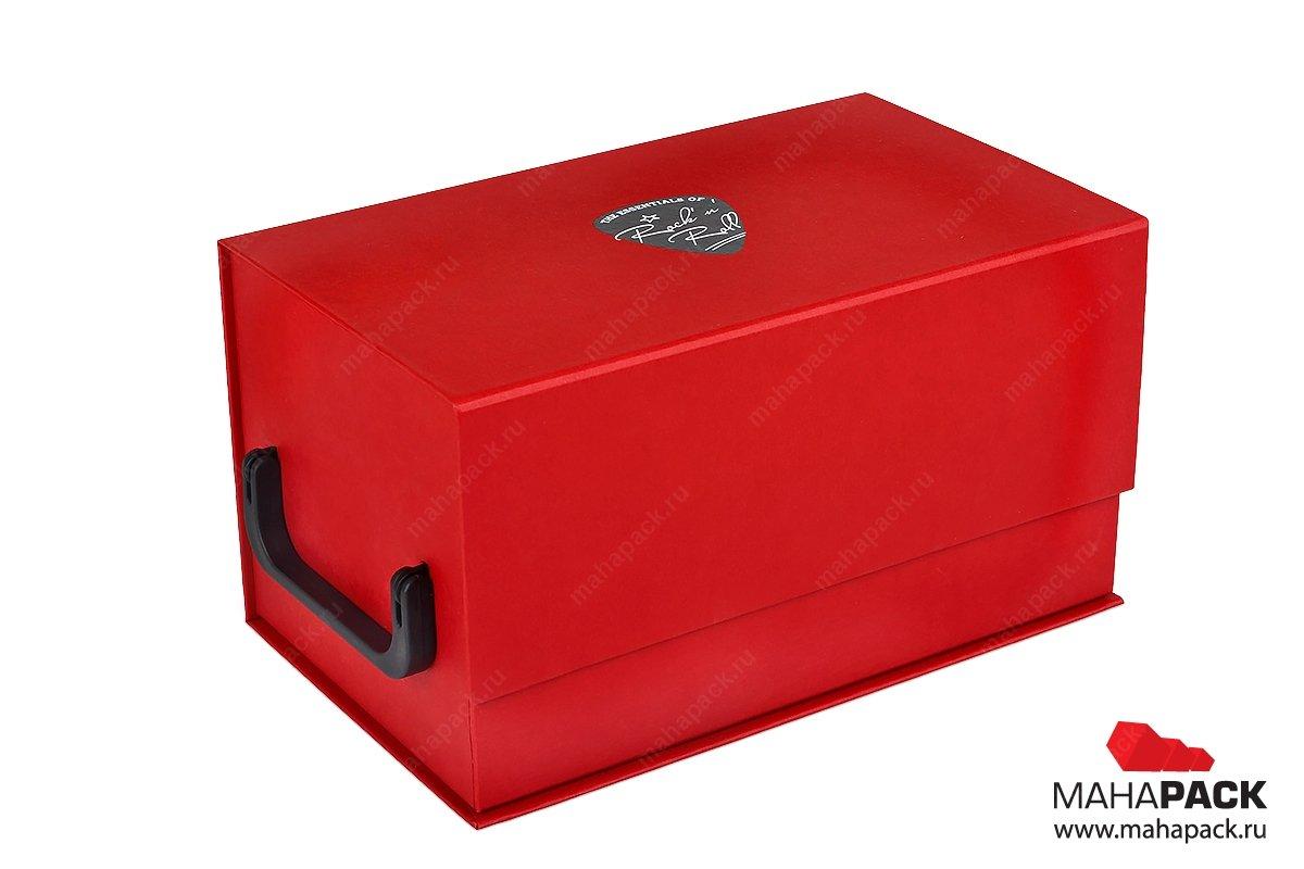 коробка подарочная - упаковка для набора дисков
