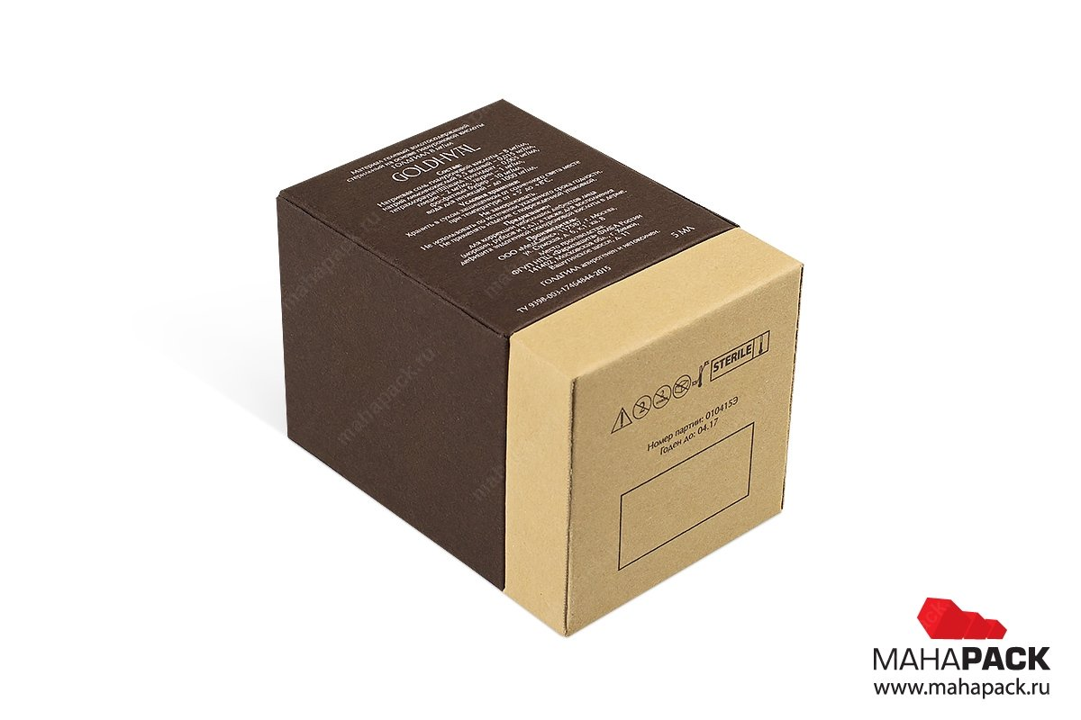 коробки из переплетного картона