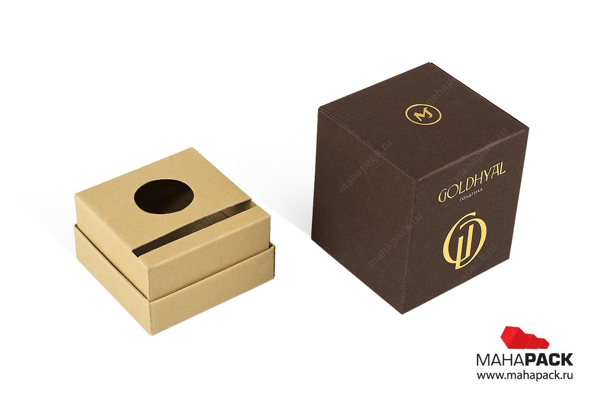 подарочные коробки из переплетного картона