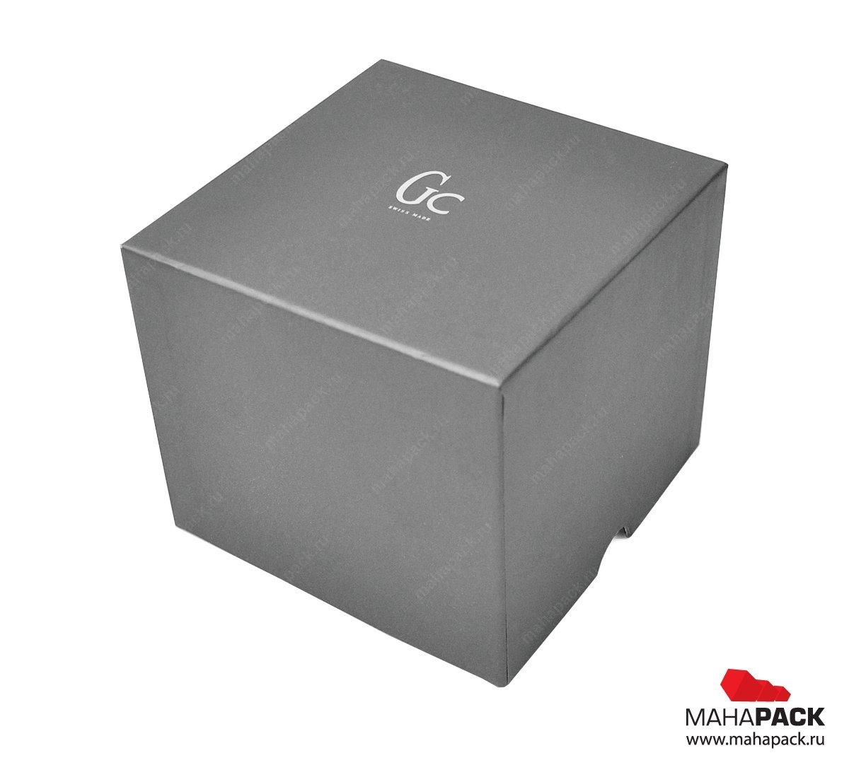 Коробка-куб для сувениров