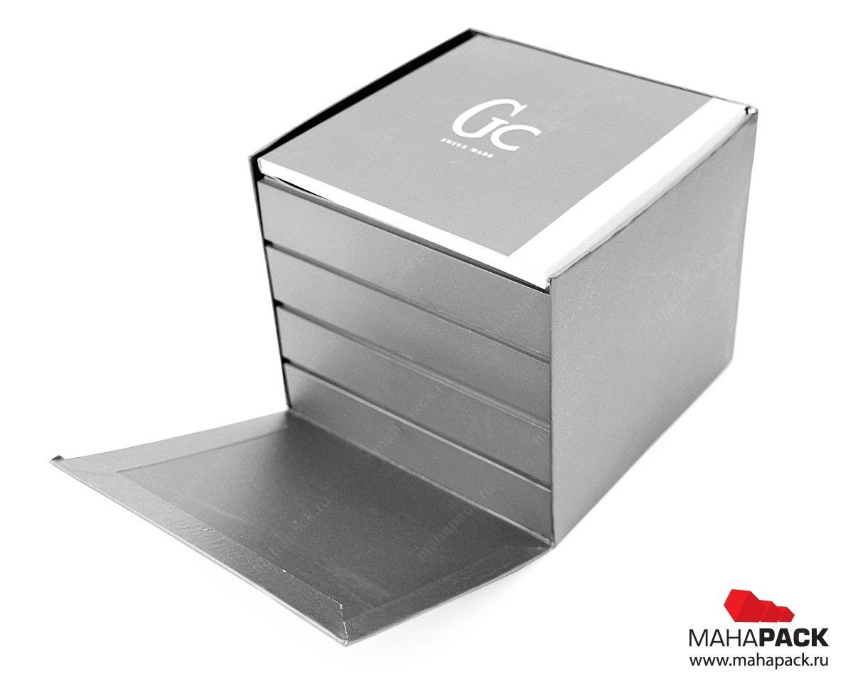 Индивидуальная коробка-куб