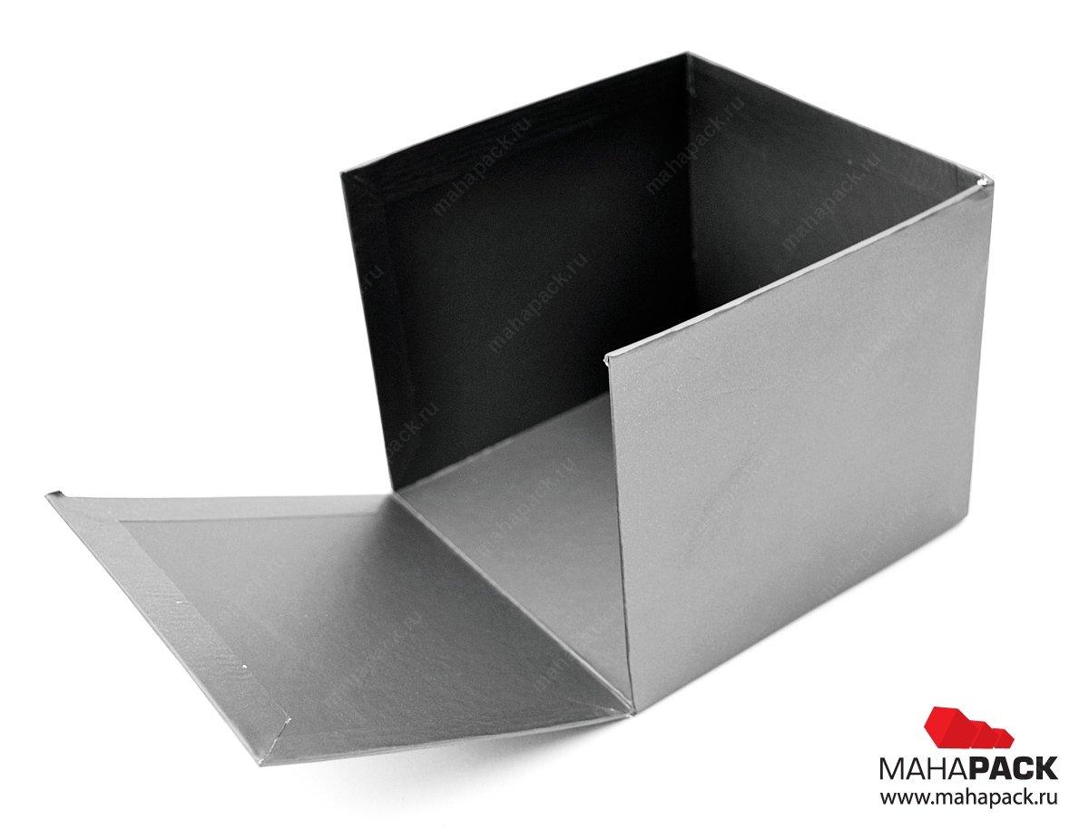 Подарочная упаковка-кубик