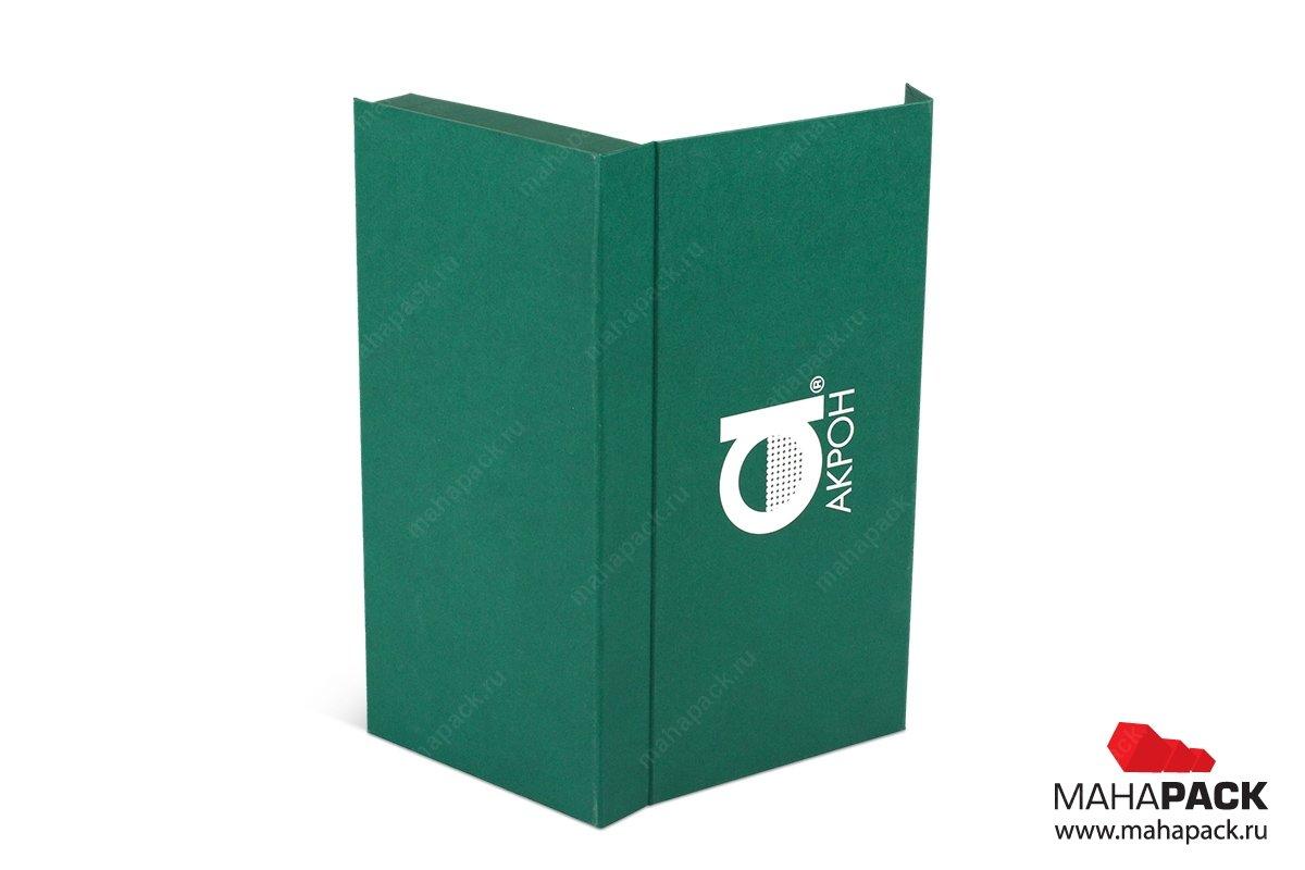 папки и коробки для образцов продукции
