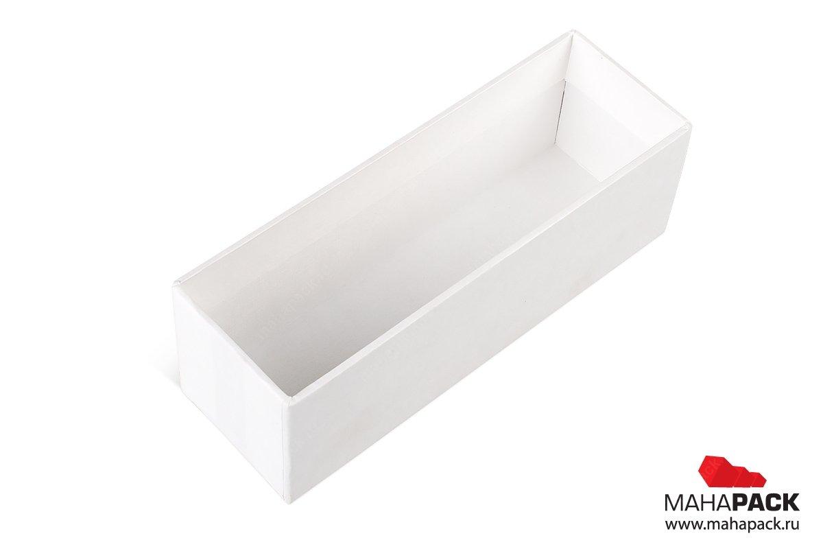 подарочная коробка с лентами - упаковка для ключей от квартиры