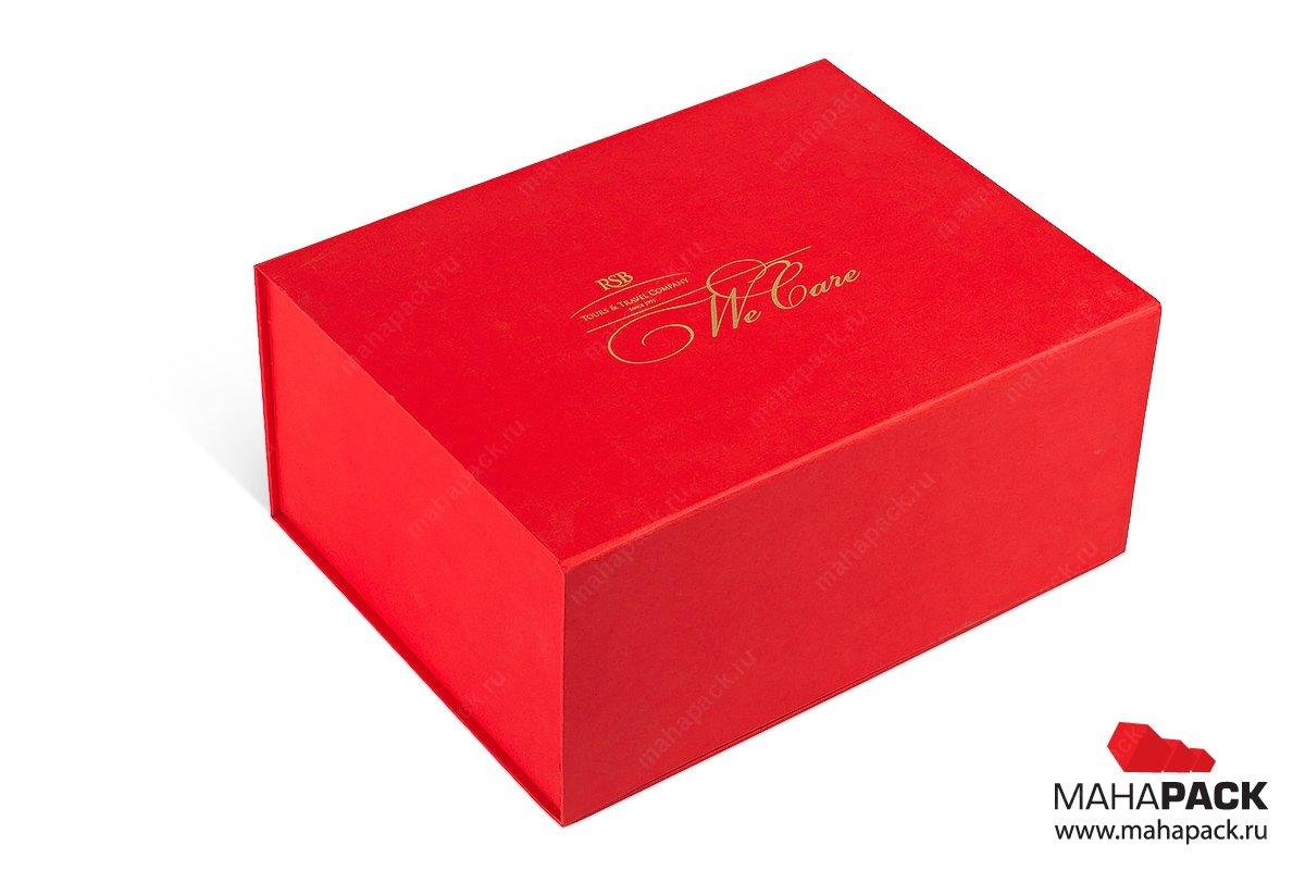 упаковка подарков на магните