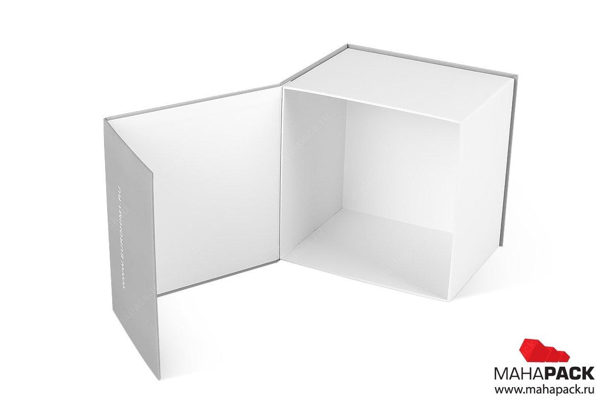 папка и коробка для образцов продукции