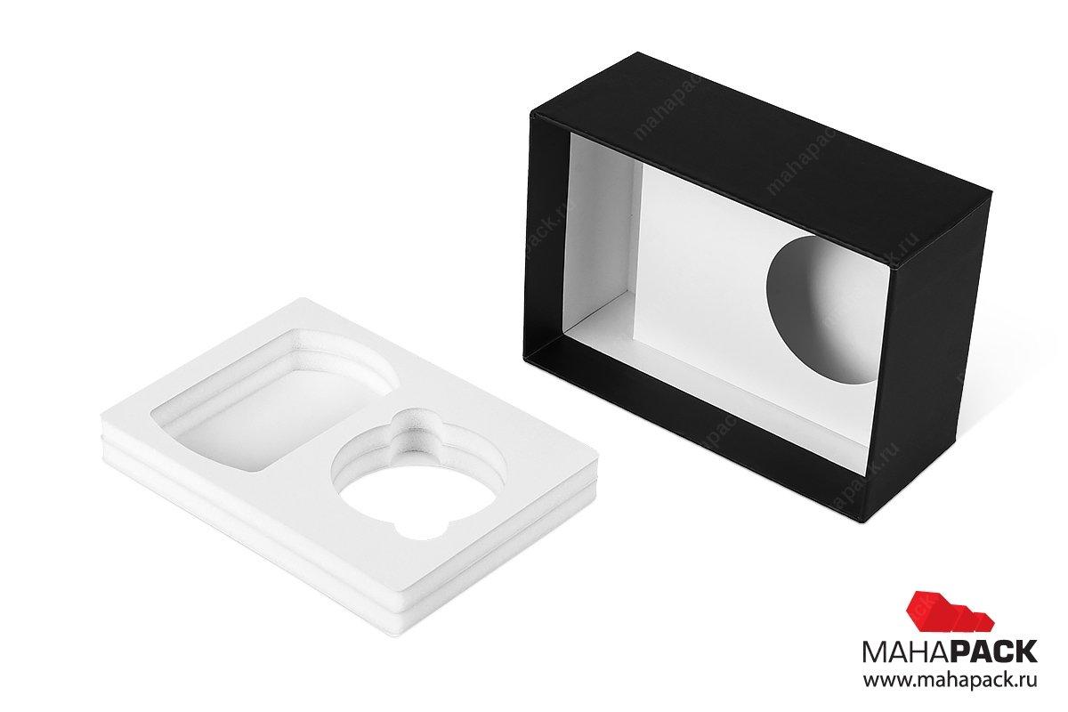 коробка со сложным ложементом - разработка и изготовление