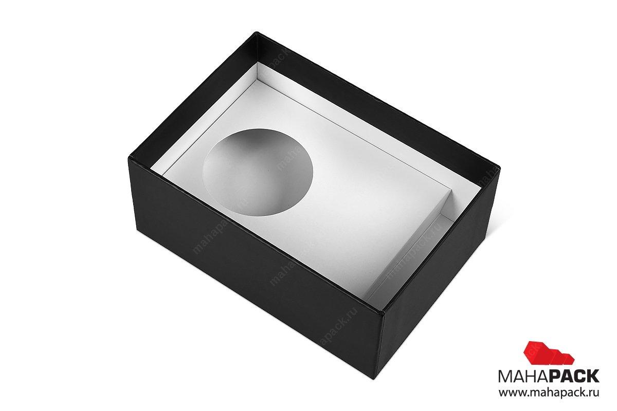 коробка с картонным ложементом - заказать большим тиражом