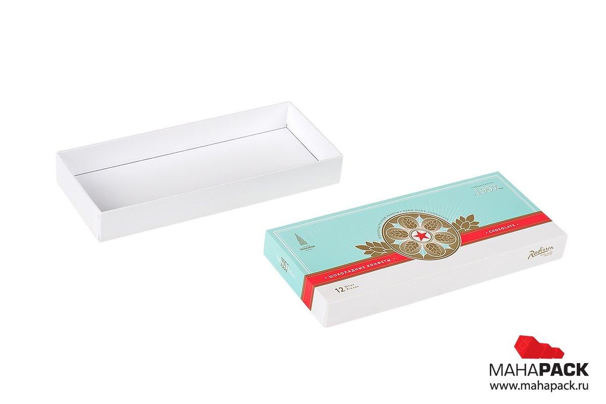 подарочная упаковка для шоколадки