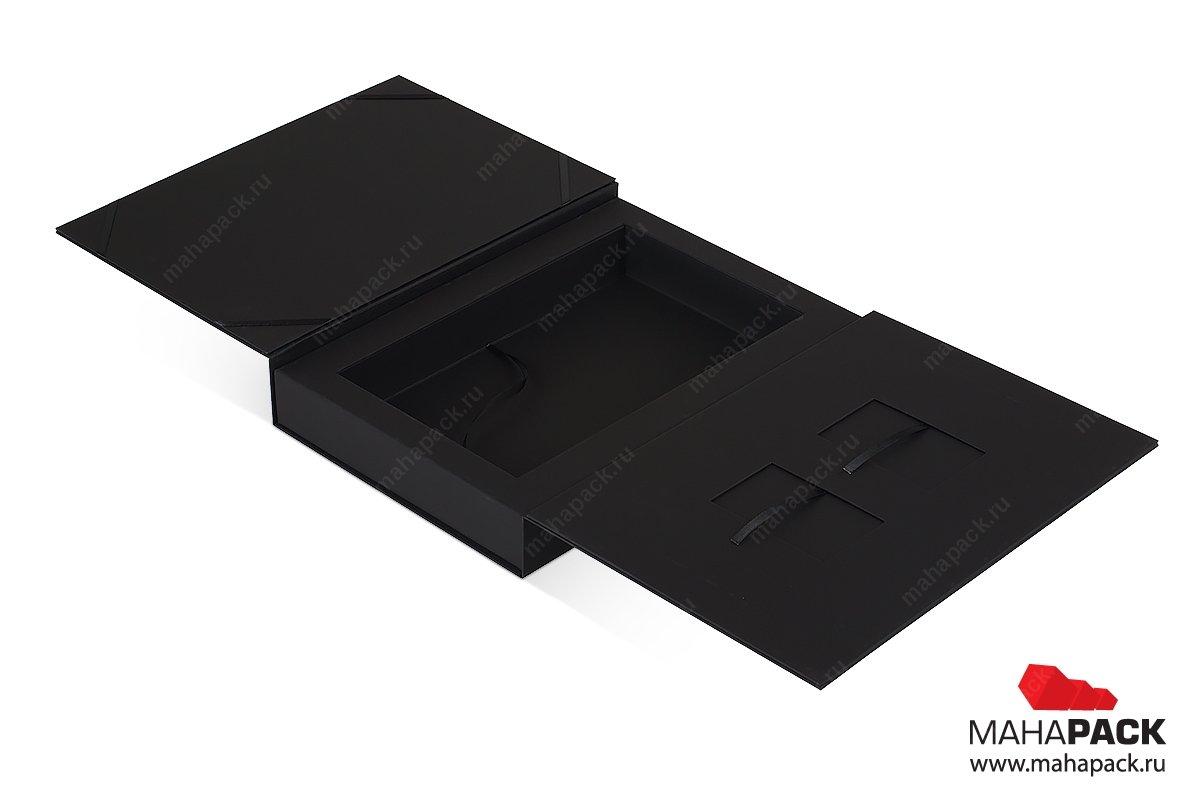 упаковка бизнес - коробка для премиальной карты