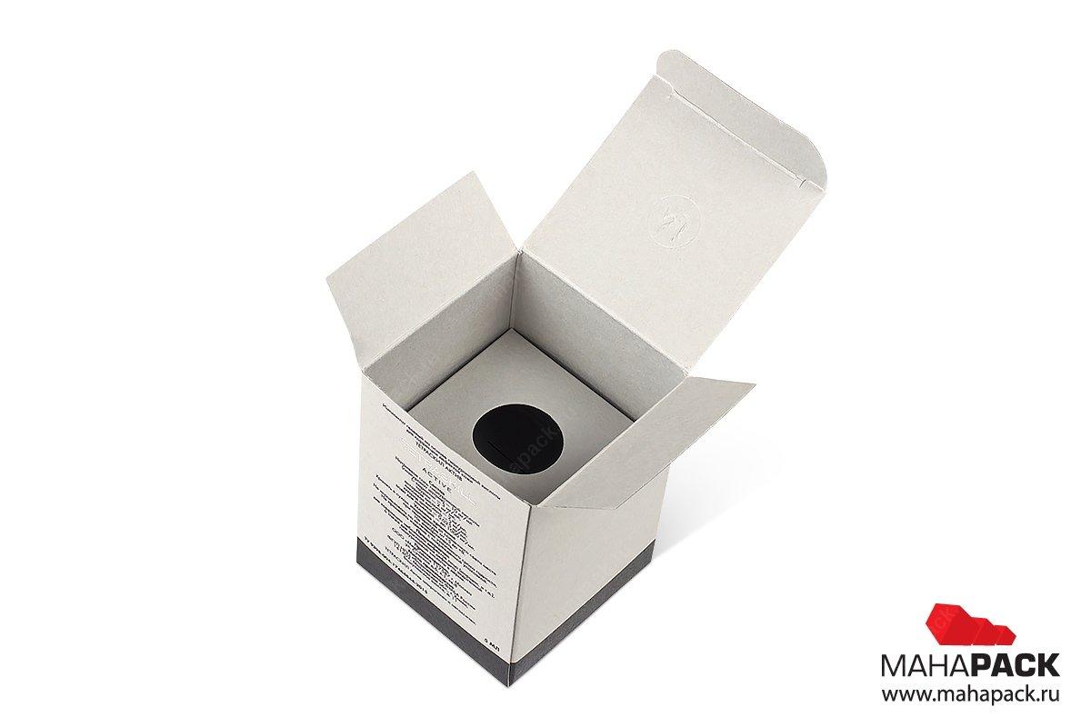 картонная подарочная упаковка для косметики