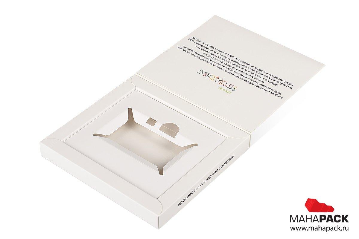 картонная подарочная упаковка для гаджетов