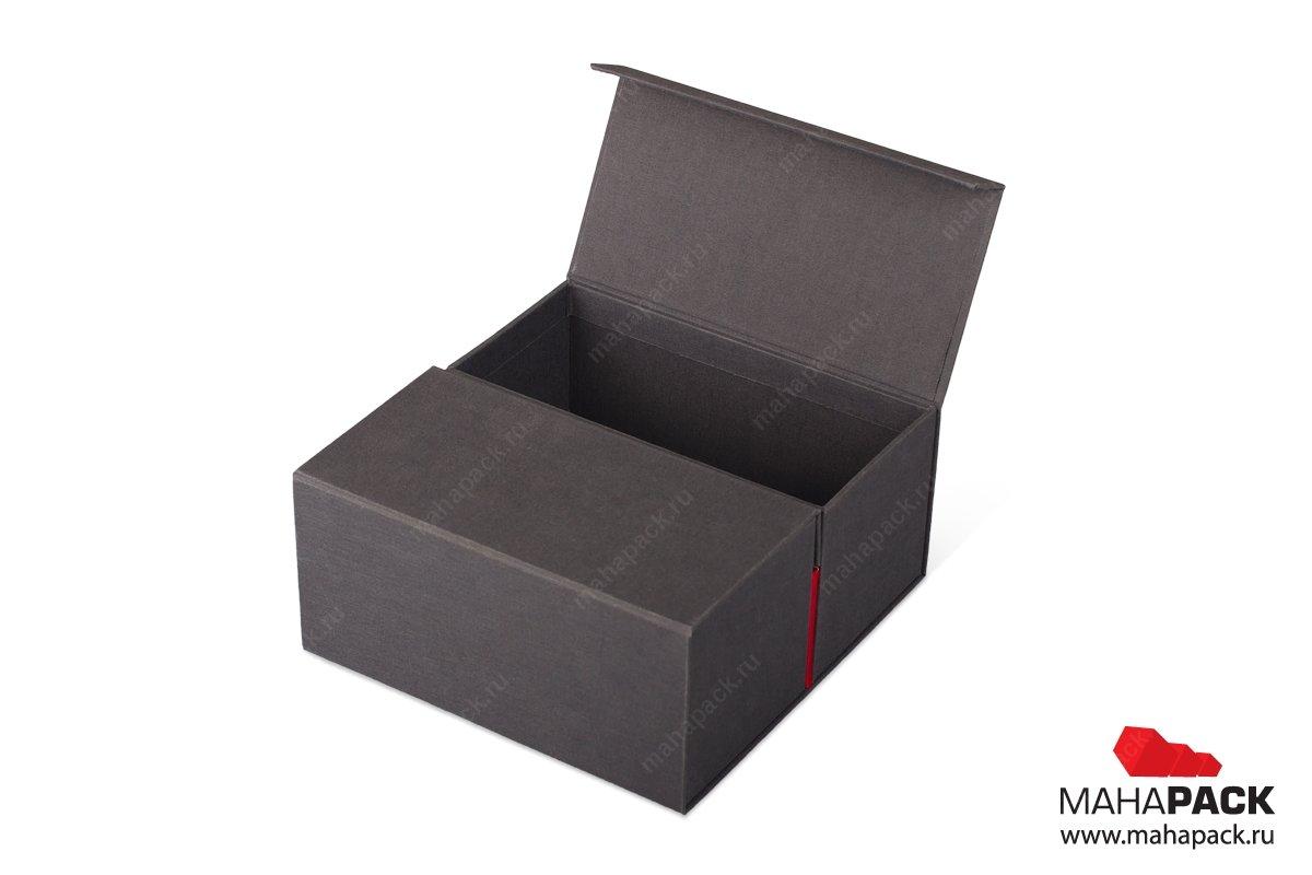 упаковка vip для чая - коробка-трансформер