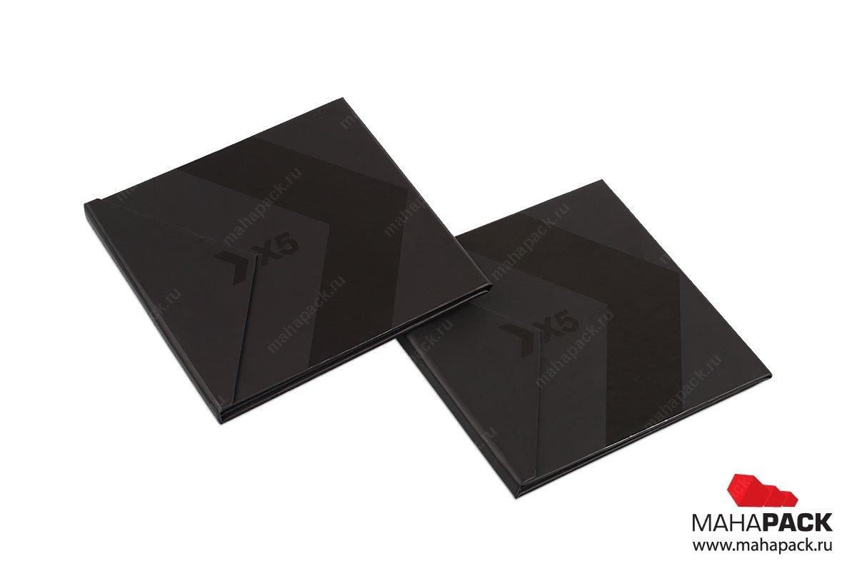 упаковка для подарочных банковских карт