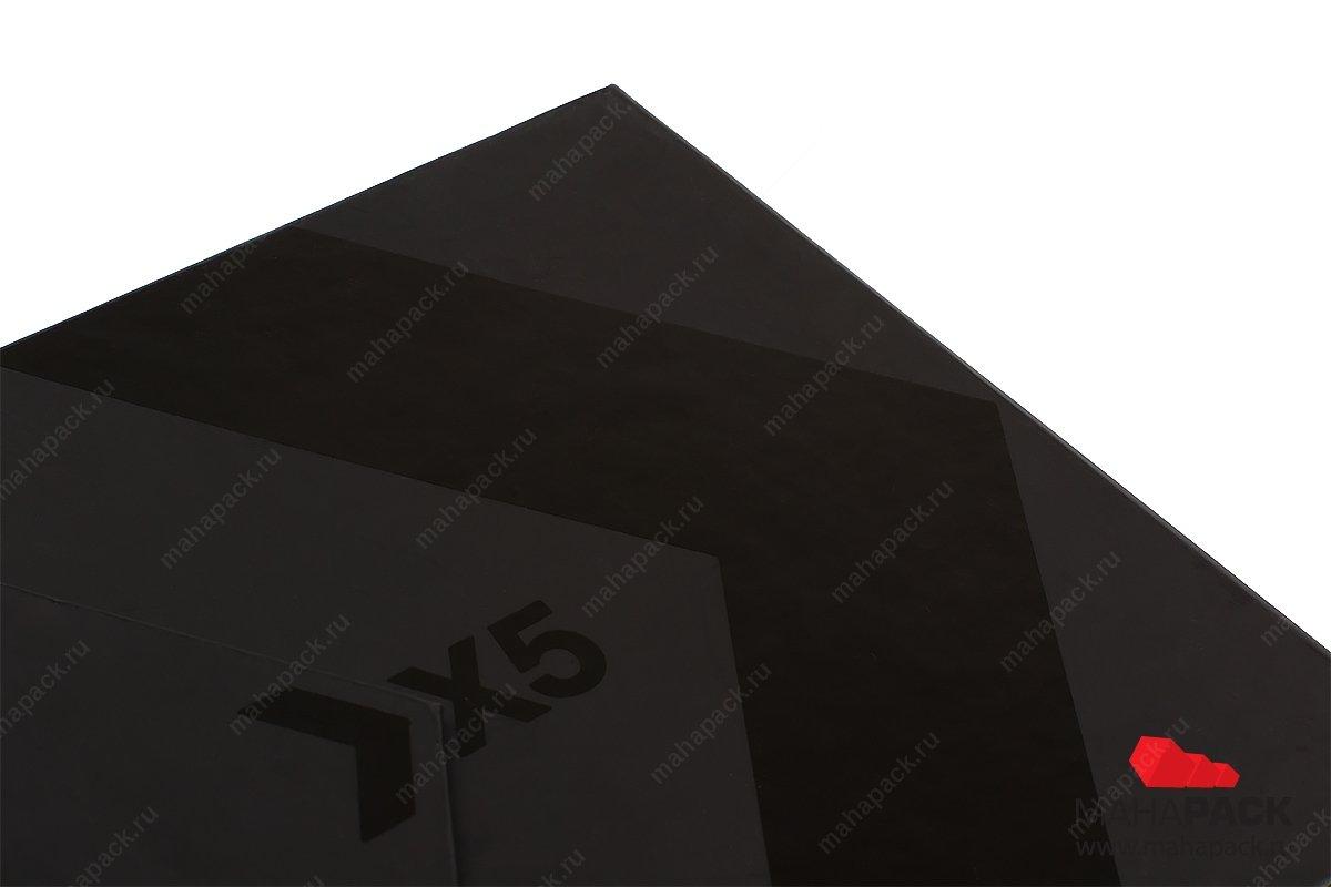 элитные коробки из переплетного картона для банковский карт