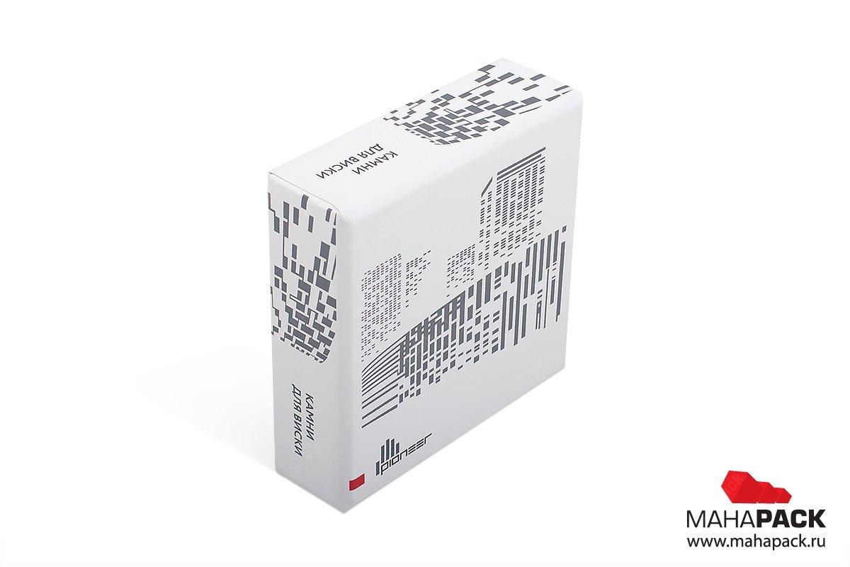 изготовление кашированной коробочки